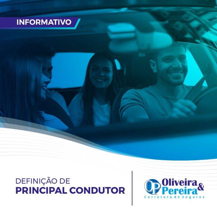 Principal condutor no seguro auto